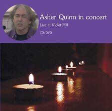 Asher Quinn (Asha) - 'Live' at Violet Hill -  CD