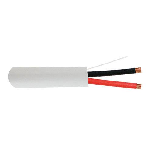 Belden 6100UE 14 AWG 2C 14//2 Plenum white stranded unshielded spool 50 100 500