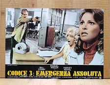 CODICE 3 EMERGENZA ASSOLUTA fotobusta poster Mother, Jugs & Speed Gun Hospital
