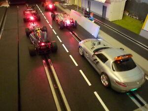 Digital-132-Formel-1-F-1-Blinklicht-Brems-Licht-Set-Carrera-auch-Evolution