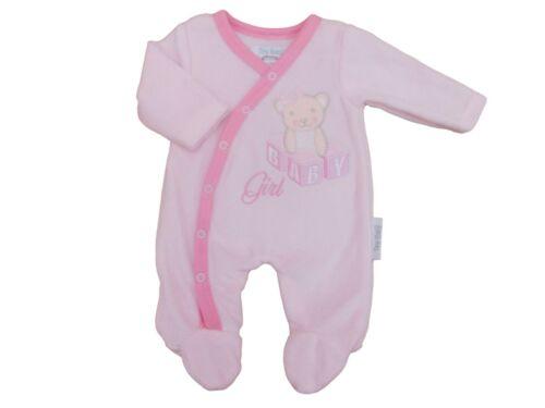 BNWT pequeño prematuro bebé prematuro chicas bebé crezca Pelele Ropa 3-5lb y 5-8lb
