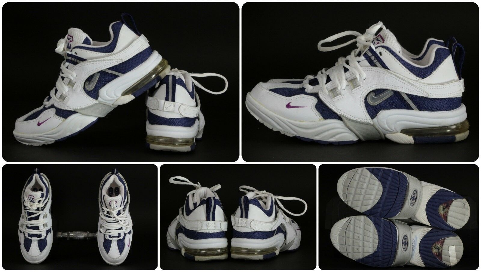 Nike Men's Sz 8.5 Vintage Air Max Strata Layair Sneakers / Shoes - Fast Ship
