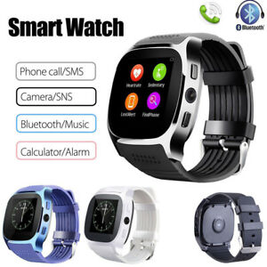 Watch Smart Mens Watches Women Watches Phone Mate Bluetooth 4.0 For Android Gift High Quality Fashionable Gift Reloj Mujer Watches