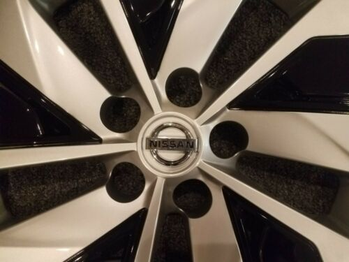 """1 New Set 2019 19 2020 20 Altima 16/"""" Hubcaps Wheel Covers 53099"""