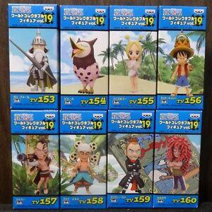 ONE PIECE WCF World Collectable Figure vol.19 SKYPIEA Complete set