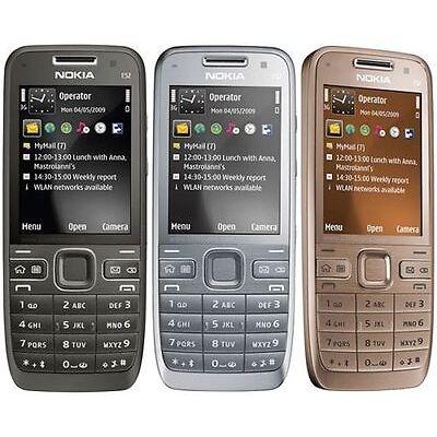 Nokia E Series E52 3G