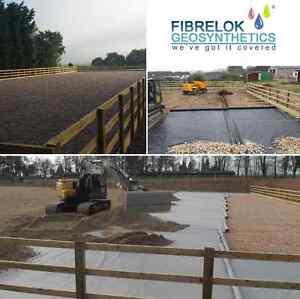Details about Horse Arena Construction Geotextile Membranes 40m x 20m  Package - 4 x Rolls