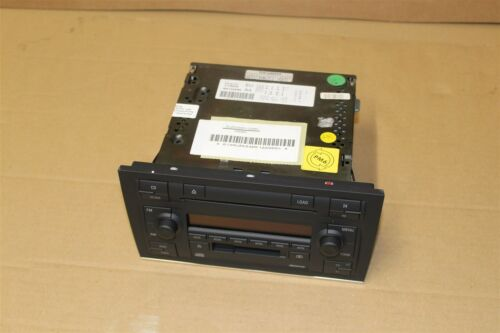 Audi A4 B6 Radio cassette with built in 6 disc CD 8E0057195DX New genuine Audi