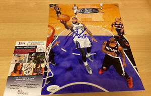 Demarcus-Cousins-Kings-Warriors-Lakers-Autographed-Signed-8X10-Photo-JSA-COA