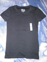 Old Navy Basic Black Top Size S(6-7)