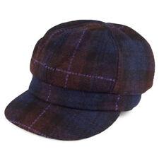 6b74002829b item 3 Ladies Failsworth Harris Tweed Bakerboy Cap in a choice of colours -Ladies  Failsworth Harris Tweed Bakerboy Cap in a choice of colours