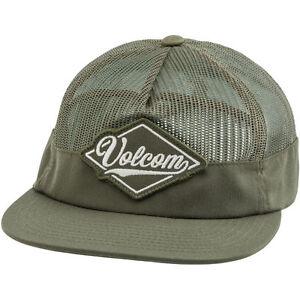 neu-volcom-division-mesh-herren-snapback-cap-muetze