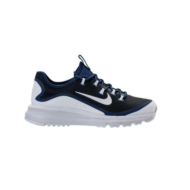 Mens NIKE AIR MAX MORE Binary Blue Trainers 898013 400
