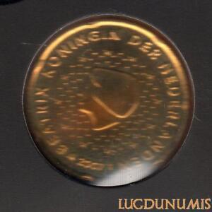 Pays Bas 2007 20 Centimes d'euro FDC BU Pièce neuve du coffret BU 40000 Exemplai