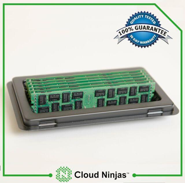 6x8GB DDR3 PC3-10600R ECC Reg Server Memory RAM Supermicro X9DRi-LN4F+ 48GB