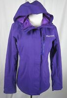 Womens Marmot Rincon Rain Coat Jacket Hard Ski Shell Hiking Berry Purple Xs $140