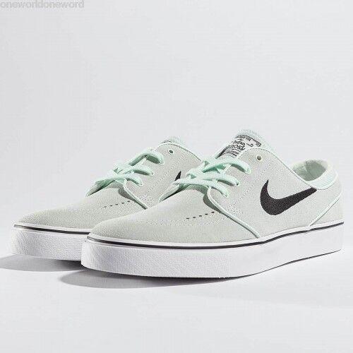 Nike zoom stefan janoski mint green schwarze schuhe der größe. größe. der a9414f