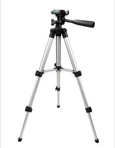 creative portable camera tripod stand holder bracket for