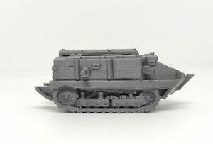 WW1-1-72-Scale-Schneider-CA-1-High-Quality-3D-Printed-Tank-X2