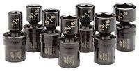 Ingersoll Rand Sk4h7u 1/2-inch Drive 7-piece Sae Universal Impact Socket Set, Ne