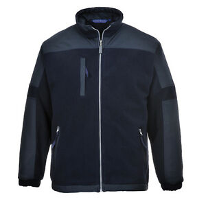 PortWest-Men-North-Sea-Fleece-Navy-Various-Size-S665