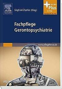 9783437285554 Fachpflege Gerontopsychiatrie