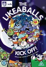 DVD:THE LIKEABALLS - KICK OFF! - NEW Region 2 UK