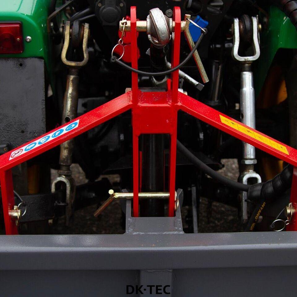 Bagtipskovl 120 cm, mekanisk tip