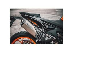 KTM Duke 790 Silencer Approved Akrapovic 64105979100