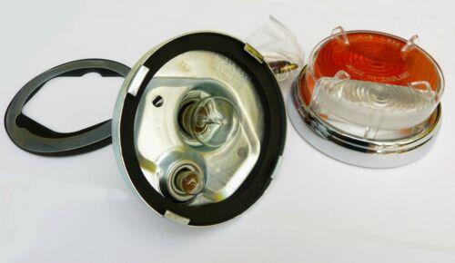 52572 13H6396 MGA Moggi Minor Lucas L632 Ambre clignotant//côté lampe Wolseley