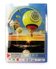 WARSTEINER BALLON Pin / Pins - WERBEPLAKAT 2004 / VW & ZIPPO als SPONSOR (3201)