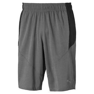 PUMA-Reactive-Drirelease-Men-039-s-Shorts-Men-Knitted-Shorts-Training