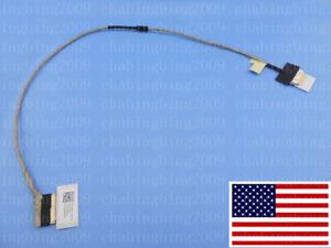 LCD LED Video Screen EDP Flex Cable for Toshiba Satellite L45-B L45D-B 30Pin