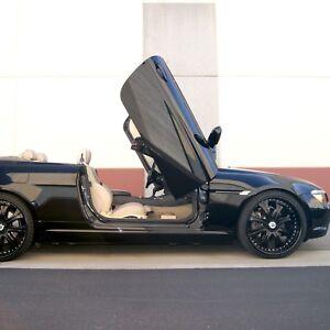 Image is loading VDI-BMW-6-Series-2003-2010-Bolt-On-  sc 1 st  eBay & VDI BMW 6 Series 2003-2010 Bolt-On Vertical Lambo Doors /Scissor ...