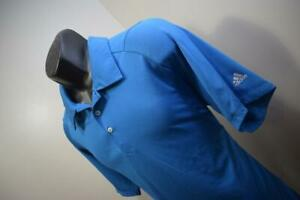 40192 Mens Adidas Golf ClimaCool Formotion Short Sleeve Golf Polo Shirt Large