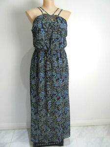 CITY-CHIC-SML-16-FREE-SPIRIT-MAXI-DRESS-New-With-Tags-SAVE