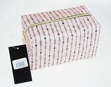 Lila Grace Pink Glitter Cosmetic Bag Travel Bag Weekend Bags Wash Bag Handbag