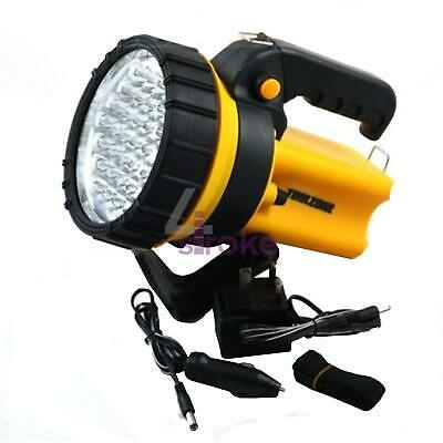 1 Million Rechargeable LED Work Light Torch Candle Power Spotlight Hand Lamps UK
