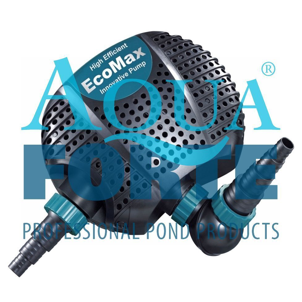 Aquaforte o-plus 5000 bomba, bomba estanque Koi estanque filtro de estanque fitlerpumpe filtro
