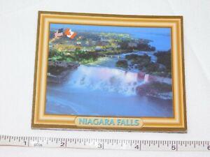 Niagara-Chutes-USA-Canada-10-8cm-x-8-9cm-Refrigerateur-Aimant-D-039-Occasion