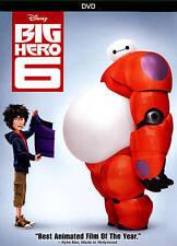 Big Hero 6 DVD, New DVD, Daniel Henney, Alan Tudyk, James Cromwell, Maya Rudolph