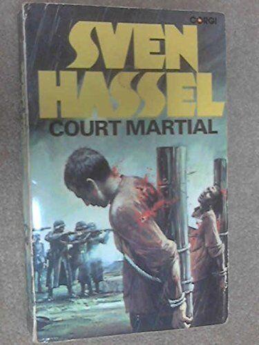 Court Martial, Hassel, Sven 0552111686