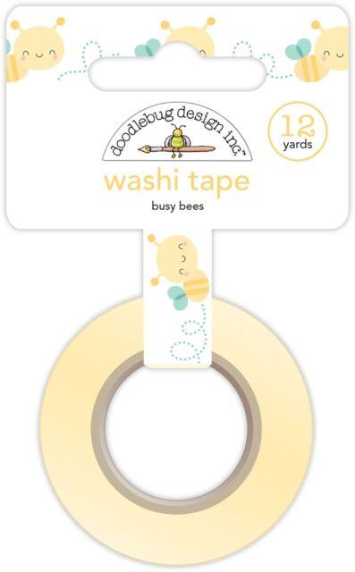 Doodlebug Design Busy Bees Washi Tape