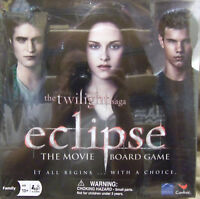 The Twilight Saga Eclipse The Movie Board Game Brand & Sealed