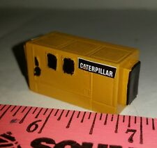 1/64 ERTL custom farm construction toy agco cat caterpillar perment Generator