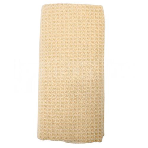 Toalla de secado de microfibra súper absorbente Waffle agua 56 X 76 cm Paño Coche Hogar
