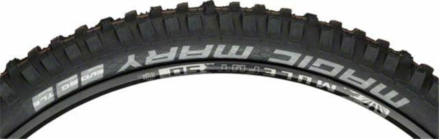 New Schwalbe Magic Mary Super Gravity Tubeless Easy Tire 27.5x2.35 EVO Folding