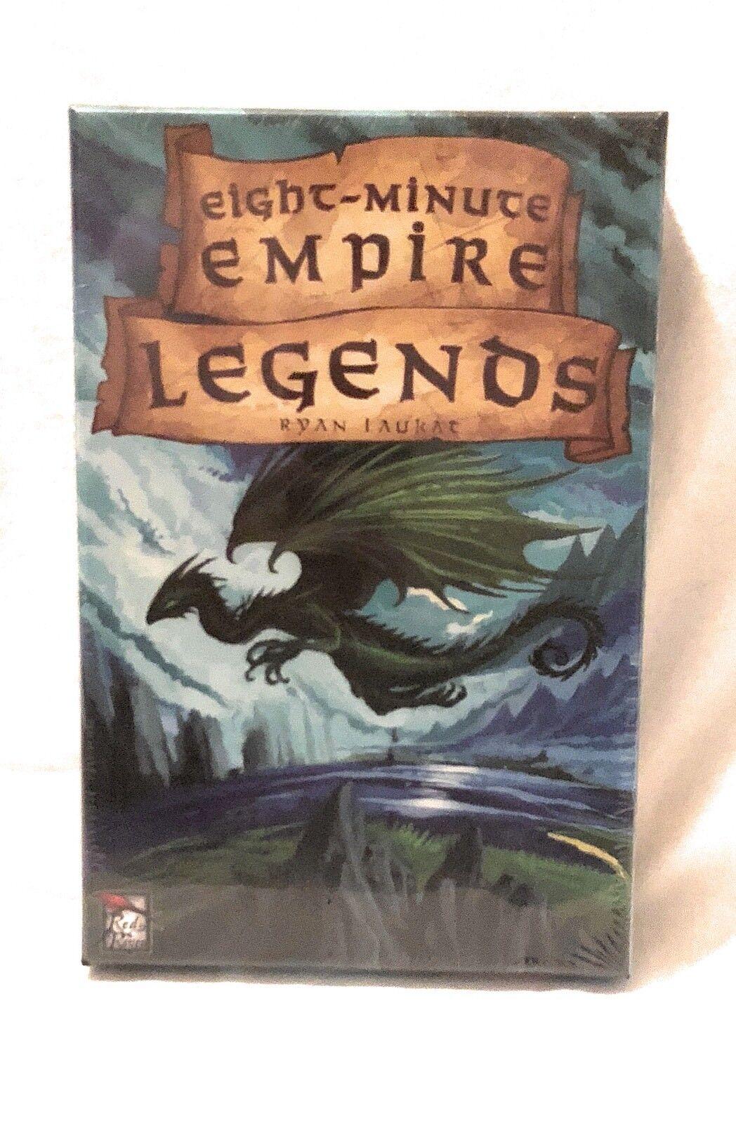 Eight-Minute Empire  Legends Ryan Laukat New