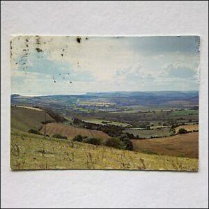 From-Eggardon-to-the-Sea-1991-Postcard-P432