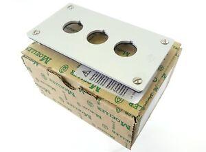 Eaton Moeller RMQ-Titan Pilz-Not-Aus-Taster M22-PV NEU